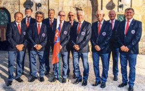 ESGA ME družstiev Senior Masters 2017, Česko Slovenský team