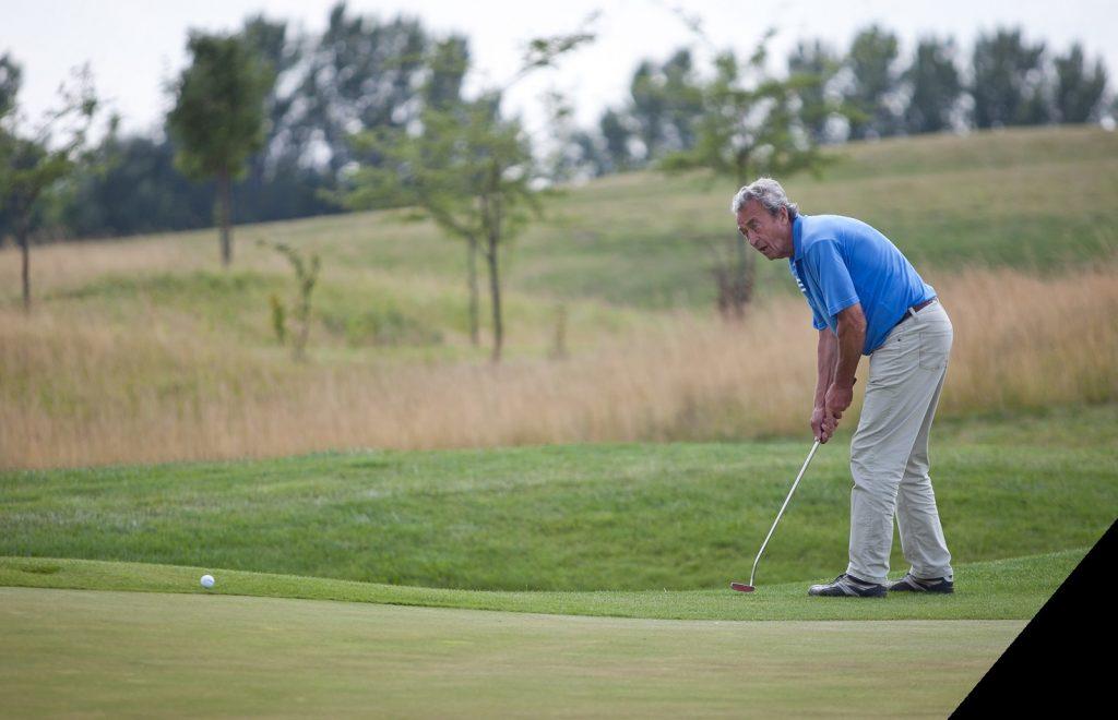 Seniorských golfistov opustila výrazná posila.
