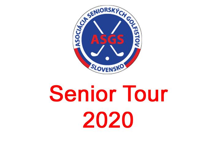 2020 Pozvánka na turnaj SENIOR TOUR 2020 na TÁLE.