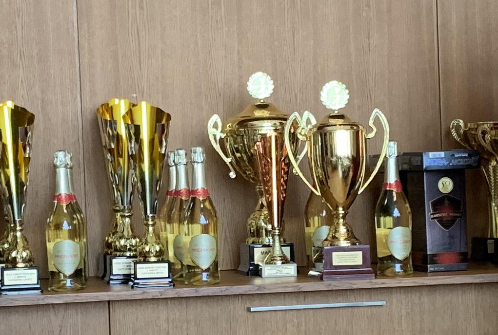Prezident cup 2019 Nitra Vyhlásenie dlhodobých súťaží
